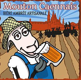bière-ambrée-normande-artisanale