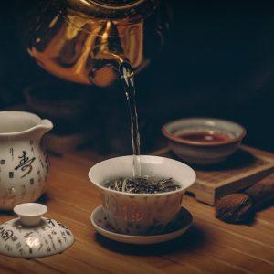 Café, Thé, boissons chaudes